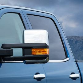 silverado towing mirror
